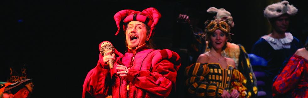 Rigoletto<br>אופרה