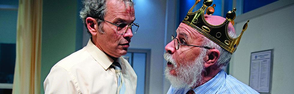 יש רופא באולם <br>הבימה ותיאטרון חיפה
