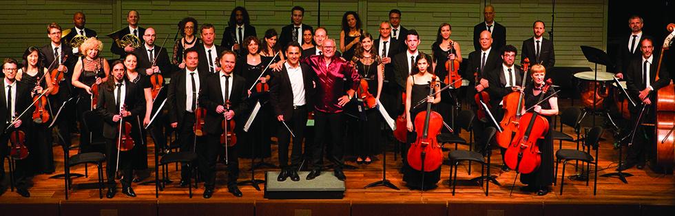 התזמורת הקאמרית קיבוצית נתניה<br>סרנדה ורונדו<br>
