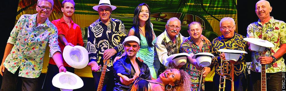 La Bella Cubana <br>בהופעה חיה - חגיגה קובנית במיטבה