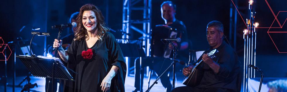 אלני ויטאלי והתזמורת <br>תזמורת ירושלים מזרח מערב