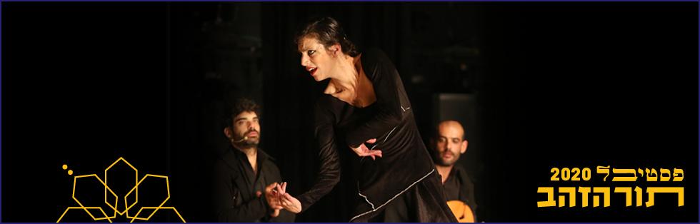 En Medio (באמצע) <br>מופע פלמנקו עם מיכל ברט ואנסמבל Pasito
